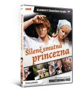 bohemia motion pictures Šíleně smutná princezna - DVD
