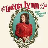Lynn Loretta White Christmas Blue
