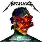 Metallica Hardwired... To Self-Destruct (Deluxe Edition 3LP)