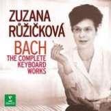 Růžičková Zuzana Bach: The Complete Keyboard Works