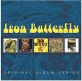 Iron Butterfly Original Album Series