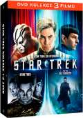 Lin Justin Star Trek kolekce 1-3 (3DVD )