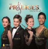 Various Artists - Les Prodiges Saison 2 (CD+DVD)