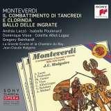 Sony Classical Monteverdi: Il Combattimento Di Tancredi E Clorinda, Sv. 153