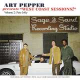 Pepper Art - West Coast Sessions! Vol.2 Pete Jolly