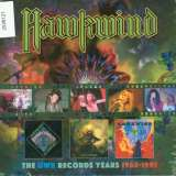 Hawkwind GWR Records Years: 1988-1991 Box set