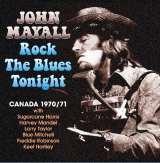 Mayall John-Rock the blues tonight-live 70-71