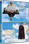 Liška Pavel Kolekce Anděl Páně 1+2 2 DVD