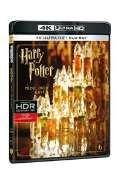 Radcliffe Daniel Harry Potter a Princ dvojí krve - 2BLU-RAY (UHD+BD)