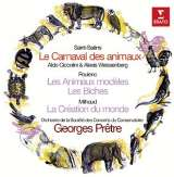 Saint-Saëns Camille;Milhaud Darius;Poulenc Francis-Carnival Of Animals, Grand Zoological Fantasy
