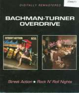 Bachman Turner Overdrive Street Action / Rock N' Roll Nights