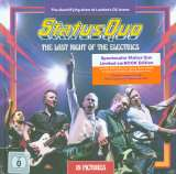 Status Quo Last Night Of The Electrics (Earbook 2CD+DVD+Blu-ray)