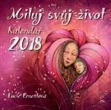 Hay Louise L. Kalendář 2018 - Miluj svůj život