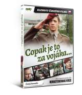bohemia motion pictures Copak je to za vojáka... - DVD
