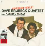 Brubeck Dave - Quartet; McRae Carmen - Tonight Only! (Limited Hq)