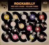 V/A Rockabilly - Red Hot & Rare Volume 3 (Deluxe 4CD)