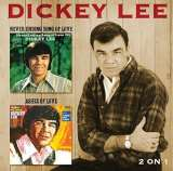 Lee Dickey-Never Ending Song Of Love / Ashes Of Love (2on1)