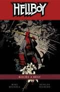 Comics centrum Hellboy 12 - Bouře a běsy