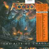 Accept Rise Of Chaos (Digipack)