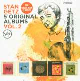 Getz Stan 5 Original Albums Vol. 2