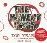 Warner Music Dog Years: Live In Santiago & Beyond 2013-2016 (Blu-Ray+CD)