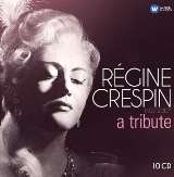 Crespin Regine - Portrait - Released To Mark 10th Anniversary Of Her Passing