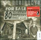 Residents 80 Aching Orphans: 45 Years Of The Residents (4CD Hardback Book Anthology Set)
