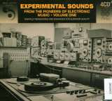 V/A Experimental Sounds From The Pioneers Of Electronic Music Vol. 1