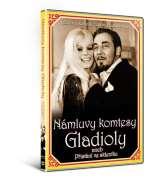 Bohemia Motion Pictures Námluvy komtesy Gladioly aneb Přistání ve skleníku - DVD
