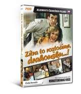 Bohemia Motion Pictures Zítra to roztočíme, drahoušku...! - DVD