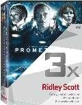 Scott Ridley 3 x Ridley Scott (Černý jestřáb sestřelen, Prometheus, Království nebeské)