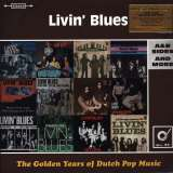 Livin` Blues-Golden Years Of Dutch Pop Music A&B Sides