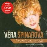 Špinarová Věra-Čas můj za to stál - Albová kolekce 1972-2005 (13CD)