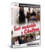 bohemia motion pictures Šest medvědů s Cibulkou - DVD