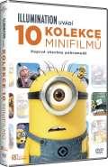 Bontonfilm a.s. Mega Mimoni: Kolekce 10 minifilmů