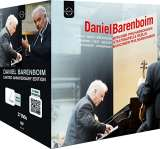 Barenboim Daniel Anniversary Limited Edition (14 & 13 DVD) - Re-Release (Bundle Vol.1 & Vol.2)
