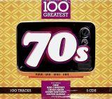 Warner Music 100 Greatest 70s (5CD)