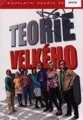 Galecki Johnny Teorie velkého třesku 10.série - 3DVD