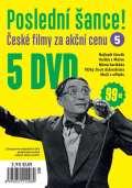 Filmexport Poslední šance 5 - 5 DVD