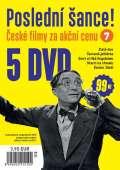 Filmexport Poslední šance 7 - 5 DVD
