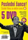 Filmexport Poslední šance 8 - 5 DVD