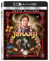 Williams Robin Jumanji - 2BLU-RAY UHD