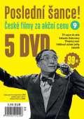 Filmexport Poslední šance 9 - 5 DVD
