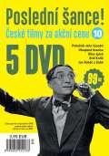 Filmexport Poslední šance 10 - 5 DVD