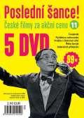 Filmexport Poslední šance 11 - 5 DVD