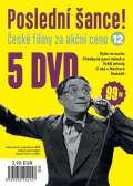 Filmexport Poslední šance 12 - 5 DVD