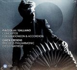 Warner Music Piazzolla; Galliano: Concertos For Badoneon & Accordion