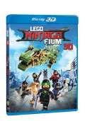 Chan Jackie Lego Ninjago film - 2BLU-RAY (3D+2D)