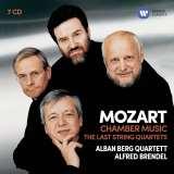 Warner Music Mozart: String Quartets 14-23, String Quintets 3-4, Etc.