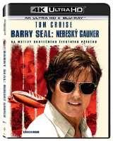 Cruise Tom Barry Seal: Nebeský gauner - 2BLU-RAY UHD